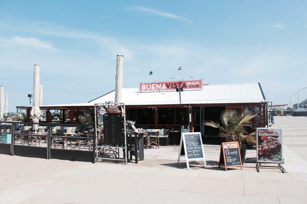 Buena Vista Beach Club Scheveningen, beach clubs Scheveningen