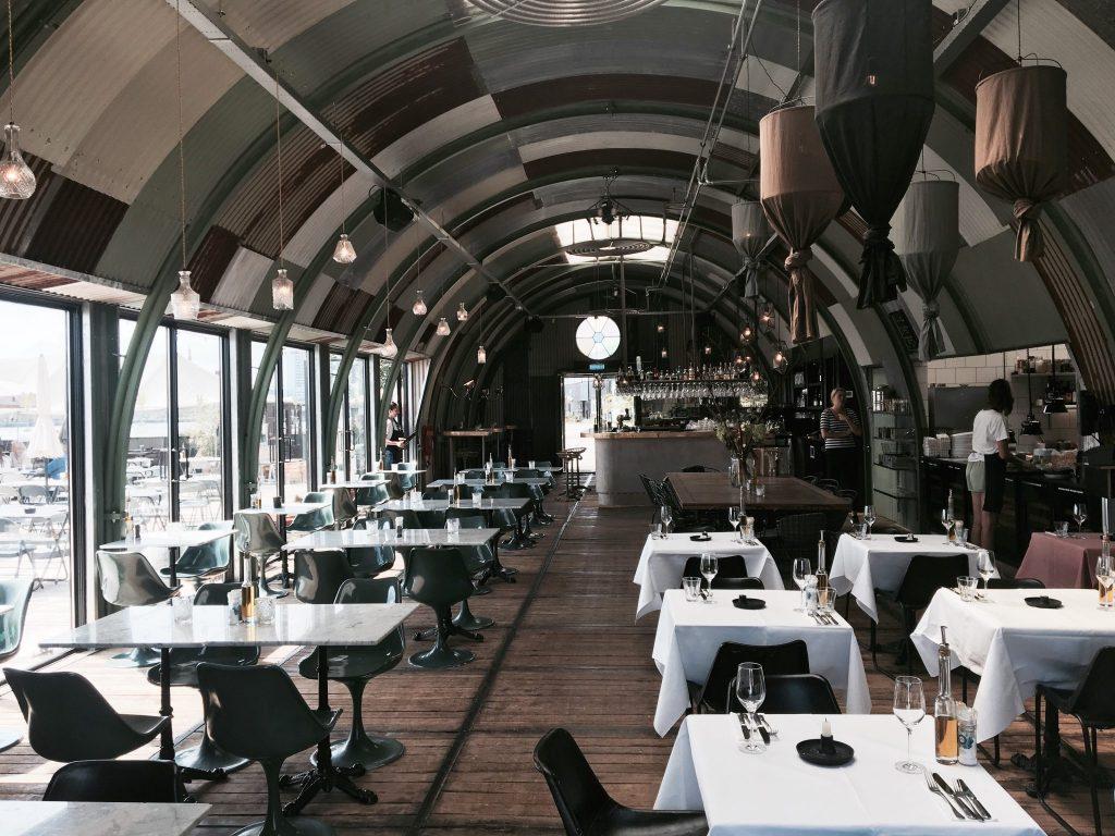 hangar amsterdam-noord, lunchen amsterdam-noord