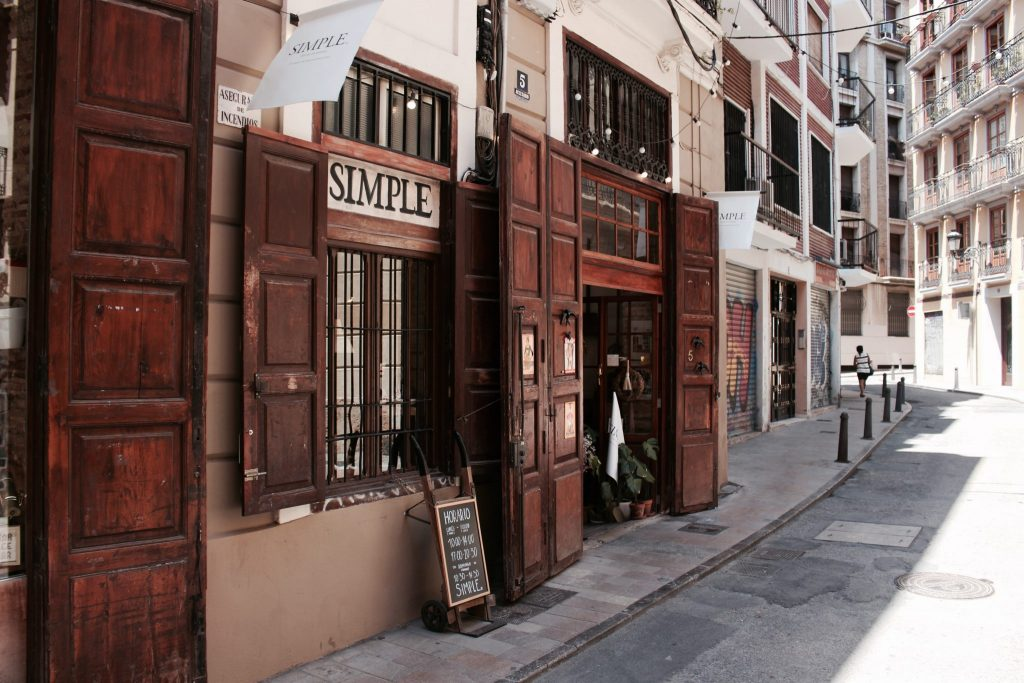 winkels Valencia