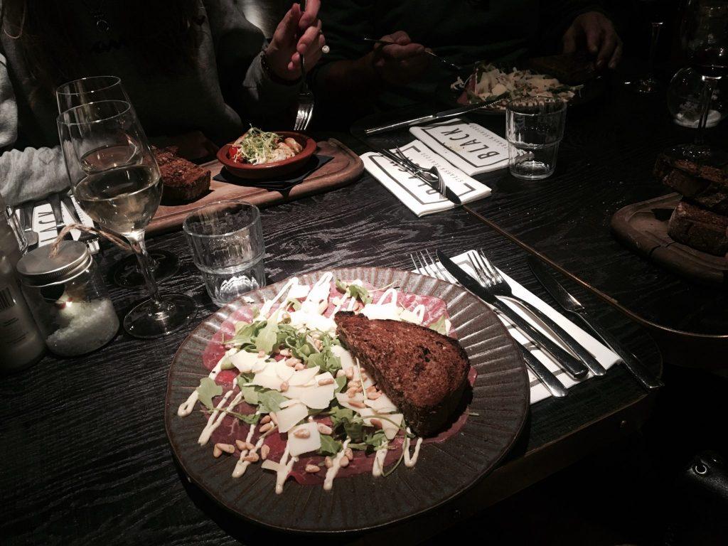 Restaurant Black Amsterdam