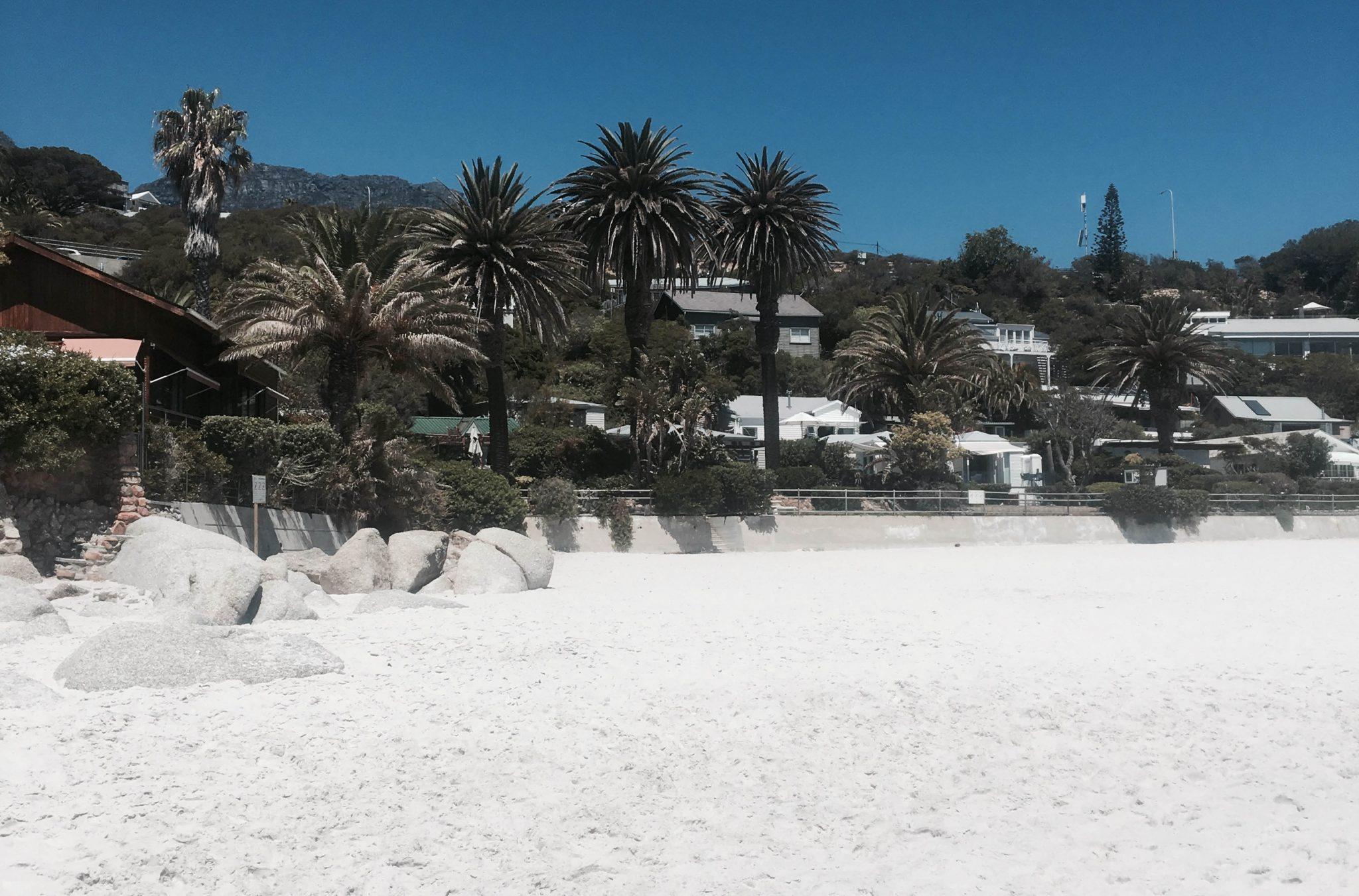 Kaapstad, Clifton beach