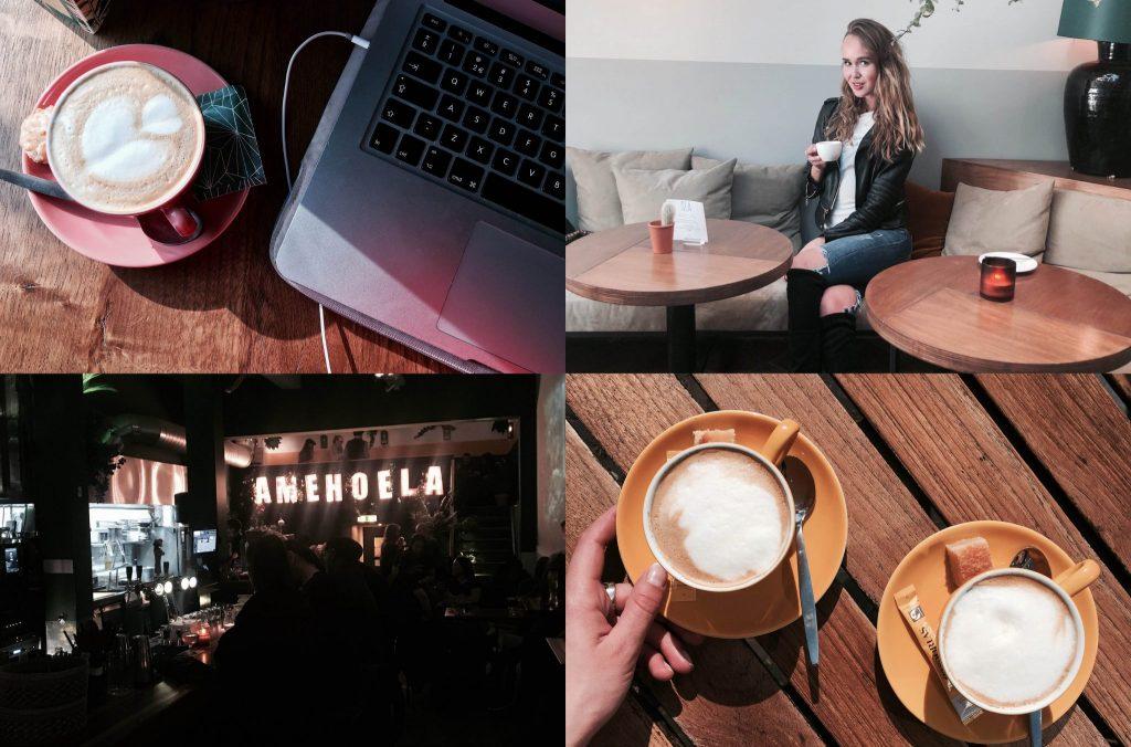 koffie amsterdam, fotodagboek, april