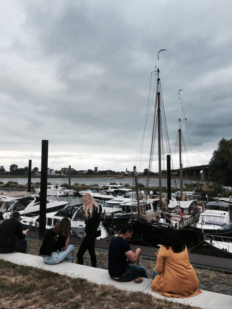 Nijmegen, zomerfeesten, juli