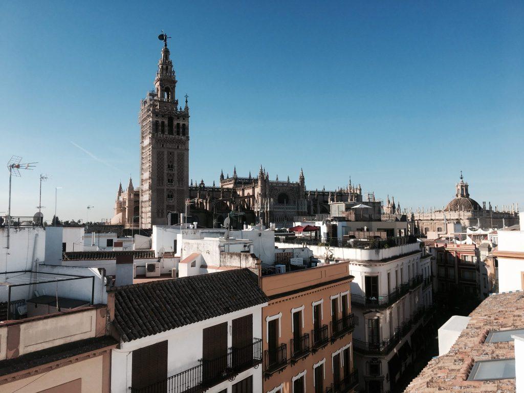 Kathedraal Sevilla, Giralda Sevilla