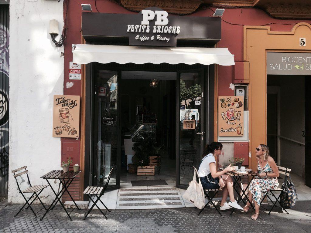 Petite Brioche Sevilla
