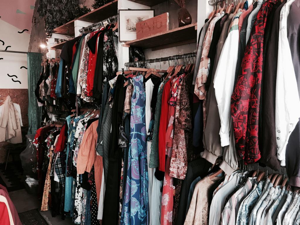 Vintage winkels Leiden