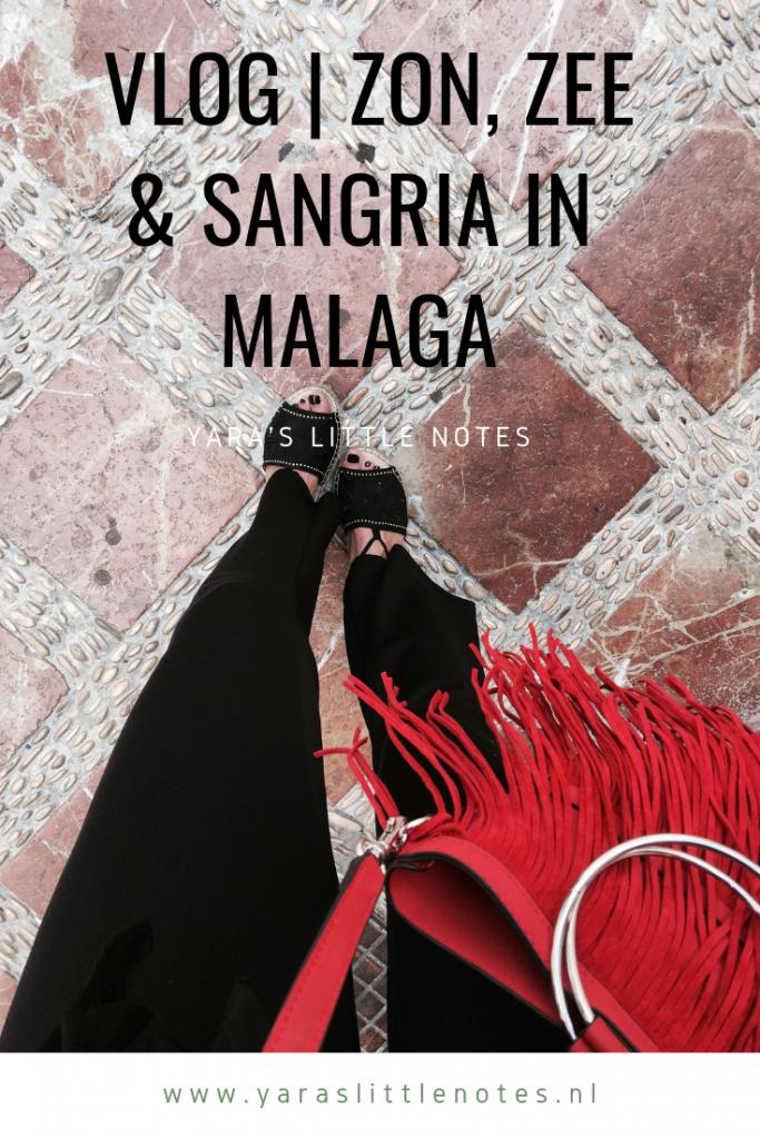 Hotspots Malaga, Malaga Spanje, vlog Malaga