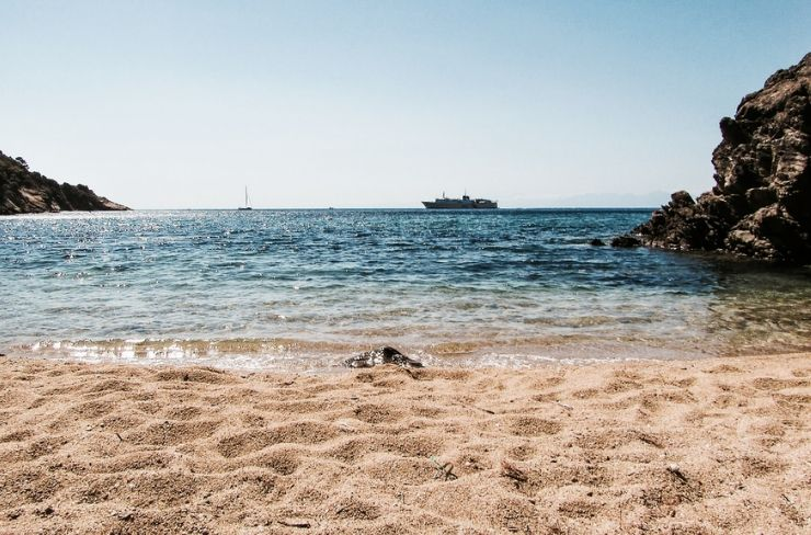 Skiathos griekenland