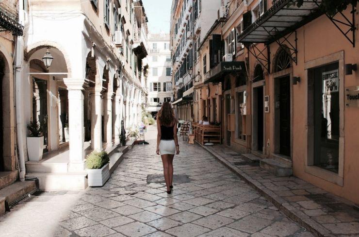 Corfu, mooiste griekse eilanden