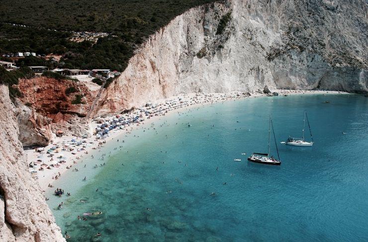 lefkas griekenland, mooiste griekse eilanden