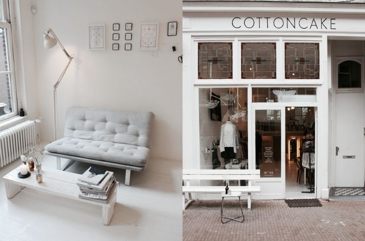cotton cake amsterdam