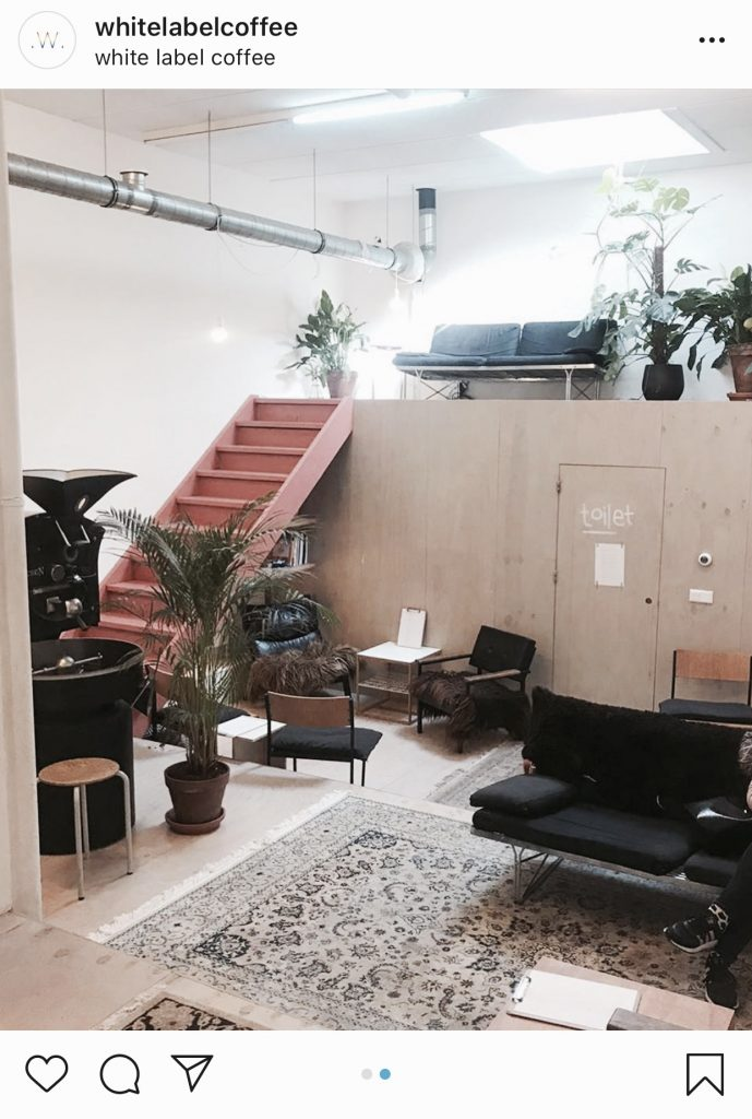 flex werkplekken in amsterdam