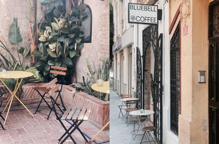 Bluebell Coffee, hotspots valencia